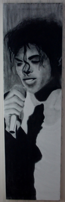Michael Jackson by PeteyM